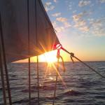 tramonto scotte fiocco
